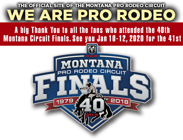Official Site For The Montana Professional Rodeo Circuit